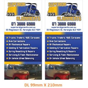 brochure created by graphic design studio online at sign shop Brisbane Queensland Australia