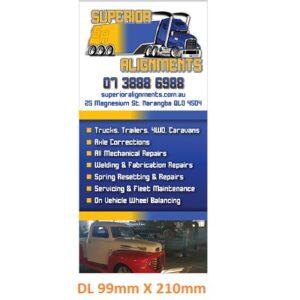 brochure created by graphic design studio online at sign shop Brisbane Queensland Australia