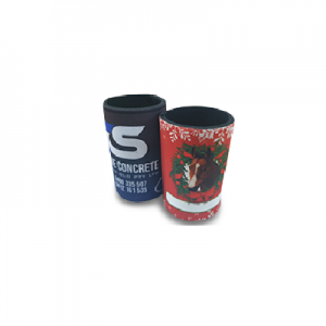 stubby coolers created by graphic design studio online at sign shop Brisbane Queensland Australia